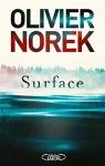 """Couverture du livre : """"Surface"""""""