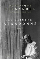 """Couverture du livre : """"Le peintre abandonné"""""""