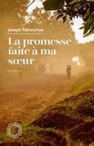 """Couverture du livre : """"La promesse faite à ma soeur"""""""