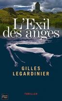 """Couverture du livre : """"L'exil des anges"""""""