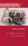 """Couverture du livre : """"Voyage au bout du burn-out"""""""