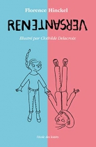 """Couverture du livre : """"Renversante"""""""