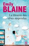 """Couverture du livre : """"La librairie des rêves suspendus"""""""