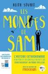 """Couverture du livre : """"Les mondes de Sam"""""""
