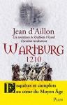 """Couverture du livre : """"Wartburg, 1210"""""""