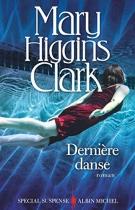 """Couverture du livre : """"Dernière danse"""""""