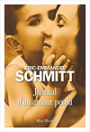 """Couverture du livre : """"Journal d'un amour perdu"""""""