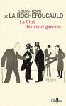 """Couverture du livre : """"Le club des vieux garçons"""""""