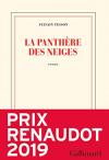 """Couverture du livre : """"La panthère des neiges"""""""