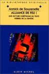 """Couverture du livre : """"Alliance de feu 1"""""""