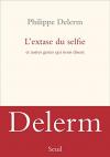 """Couverture du livre : """"L'extase du selfie"""""""