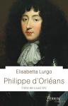 """Couverture du livre : """"Philippe d'Orléans"""""""