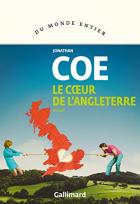 """Couverture du livre : """"Le coeur de l'Angleterre"""""""