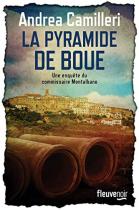 """Couverture du livre : """"La pyramide de boue"""""""