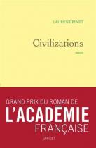 """Couverture du livre : """"Civilizations"""""""