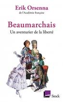 """Couverture du livre : """"Beaumarchais"""""""