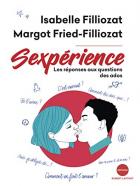 """Couverture du livre : """"Sexpérience"""""""