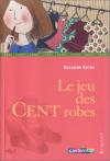 """Couverture du livre : """"Le jeu des cent robes"""""""