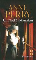"""Couverture du livre : """"Un Noël à Jérusalem"""""""