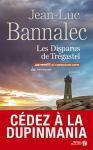 """Couverture du livre : """"Les disparus de Trégastel"""""""