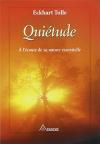 """Couverture du livre : """"Quiétude"""""""