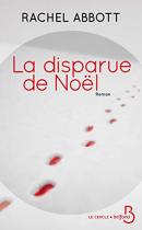 """Couverture du livre : """"La disparue de Noël"""""""