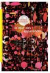 """Couverture du livre : """"Le mur des apparences"""""""