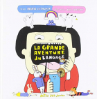 """Couverture du livre : """"La grande aventure du langage"""""""