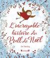 """Couverture du livre : """"L'incroyable histoire du pull de Noël"""""""