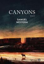 """Couverture du livre : """"Canyons"""""""