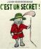 """Couverture du livre : """"C'est un secret !"""""""