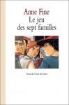 """Couverture du livre : """"Le jeu des sept familles"""""""