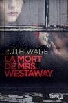 """Couverture du livre : """"La mort de Mrs Westaway"""""""