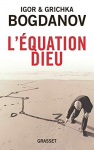 """Couverture du livre : """"L'équation Dieu"""""""