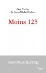"""Couverture du livre : """"Moins 125"""""""