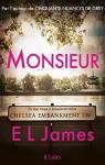 """Couverture du livre : """"Monsieur"""""""