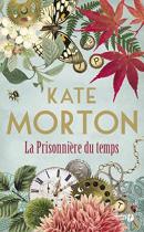 """Couverture du livre : """"La prisonnière du temps"""""""