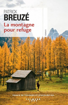 """Couverture du livre : """"La montagne pour refuge"""""""