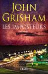 """Couverture du livre : """"Les imposteurs"""""""