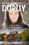 """Couverture du livre : """"L'orpheline de Manhattan"""""""