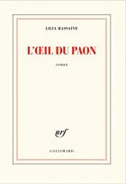 """Couverture du livre : """"L'oeil du paon"""""""