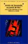 """Couverture du livre : """"Alliance de feu 2"""""""