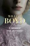 """Couverture du livre : """"L'amour est aveugle"""""""