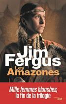 """Couverture du livre : """"Les Amazones"""""""