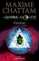 """Couverture du livre : """"Genèse"""""""
