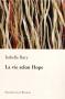 """Couverture du livre : """"La vie selon Hope"""""""