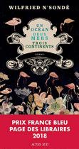 """Couverture du livre : """"Un océan, deux mers, trois continents"""""""