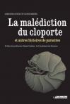 """Couverture du livre : """"La malédiction du cloporte"""""""