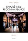 """Couverture du livre : """"En quête de reconnaissance"""""""