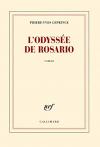 """Couverture du livre : """"L'odysée de Rosario"""""""